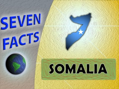 Xxx Mp4 7 Facts About Somalia 3gp Sex