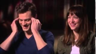 Dakota Johnson Funny moments 2014