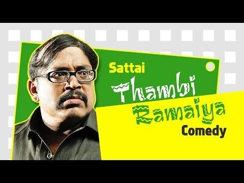 Saattai Tamil Movie Comedy Scenes | Samuthirakani | Mahima Nambiar | M Anbazhagan | D Imman
