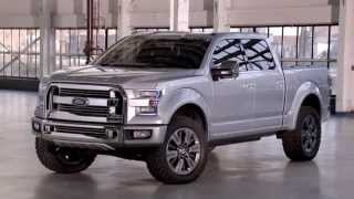 Ford Atlas Concept - Video de Producto