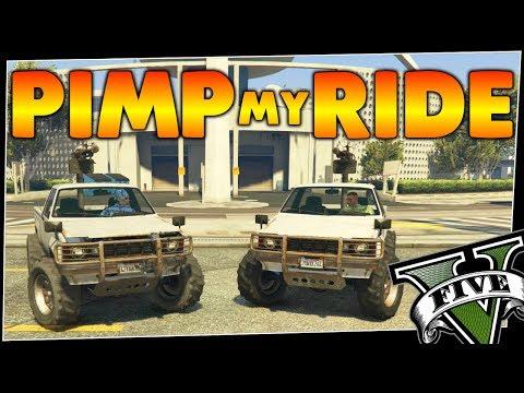 GTA 5 - Pimp My Ride ON TOUR #229 | Karin Technical Custom | Car Customization