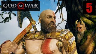 GOD OF WAR 2018 - Parte 5 - Gameplay Español PS4 [1080p]