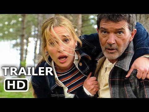 BLАCK BUTTЕRFLY Official Trailer 2017 Antonio Banderas Thriller Movie HD