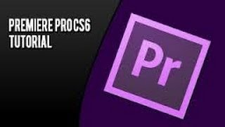 Video Aula: Editando o Basico no Adobe Premiere Cs6