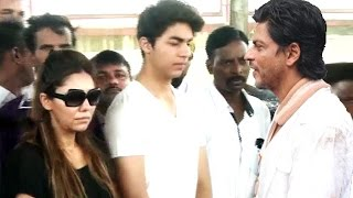 Shahrukh Khan's Father-In-Law DIES