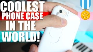 The World's Coolest Phone Case