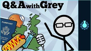 Q&A With Grey #3: Millenia of Human Attention