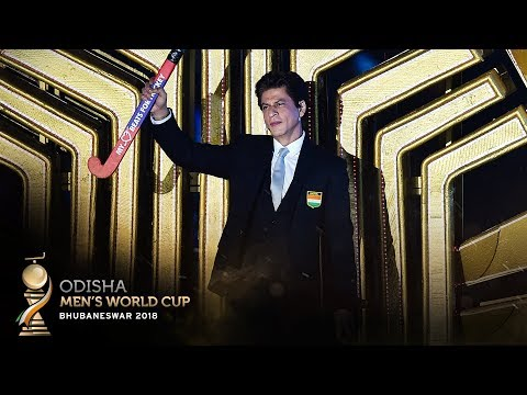 Xxx Mp4 Shah Rukh Khan At The Official Opening Ceremony Of Odisha Men 39 S Hockey World Cup Bhubaneswar 2018 3gp Sex