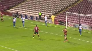 MATCH HIGHLIGHTS   Bradford City vs Bury (04.10.16)