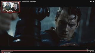 Batman v Superman Final Trailer Angry Reaction!