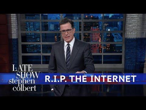 R.I.P. The Internet