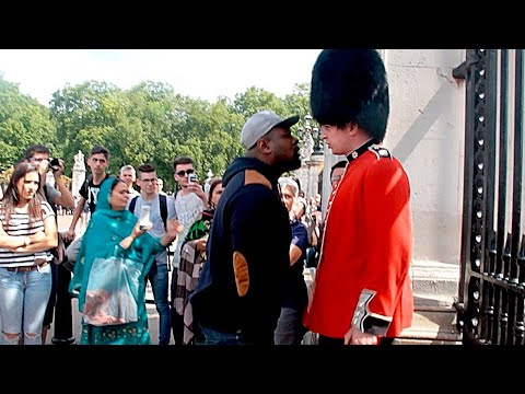 LOOK WHAT HAPPENS WHEN YOU MAKE THE ROYAL GUARD ANGRY