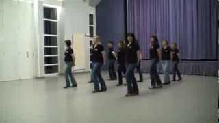 GREEN GRASS - NEW SPIRIT OF COUNTRY DANCE - line dance