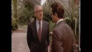 El padrino III  Encuentro entre Vincent Corleone y Don Altobello
