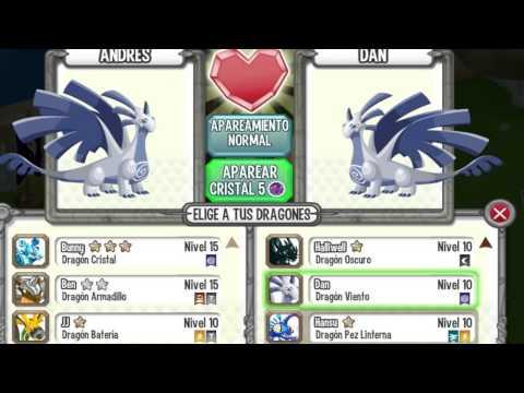 Como Hacer Los Dragones Leyenda Y Puros En Dragón City Video Completo HD