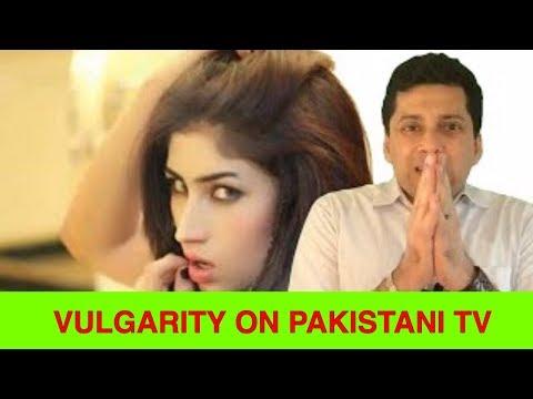 Vulgarity on Pakistani TV