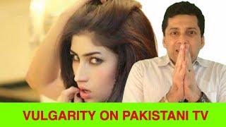 VULGARITY ON PAKISTANI TV DRAMAS - FAISAL QURESHI