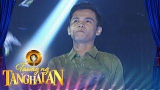 Tawag ng Tanghalan: Jovany Satera triumphantly gets into semi-finals