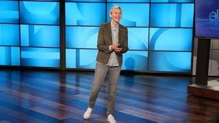 Ellen Shares the Secrets to Looking Good