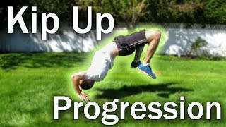 KIP UP PROGRESSION IN 2 HOURS | LEARN HOW TO KIP UP - KIP UP TUTORIAL FOR BEGINNERS