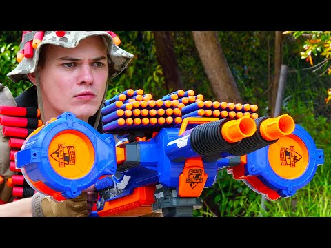 Nerf War 4 Million Subscribers