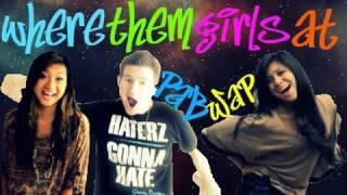 Where Them Girls At - David Guetta Feat. Nicki Minaj & Flo Rida (Music Video)