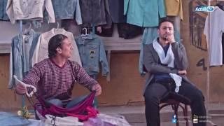 مشهد كوميدي بين حمادة هلال ومصطفى ابو سريع بمسلسل  طاقة القدر  .. رمضان أحلى على النهار😃 🌙