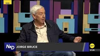 Nada Está Dicho │ Jorge Bruce - El primer ministro debería ser...