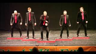 Irish Dance World Championships 2017 - Fusion Fighters Performance