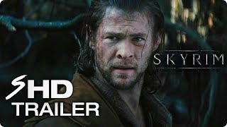Skyrim (2018) - Movie Teaser Trailer – Chris Hemsworth, Sam Worthington (Fan Made)
