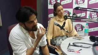 Jimmy Shergill and Surveen Chawla interview with Rj Jassi about HERO Movie