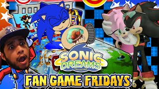Fan Game Fridays - Sonic Dreams Collection