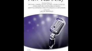 New Year's Day (SATB) - Arranged by Jacob Narverud