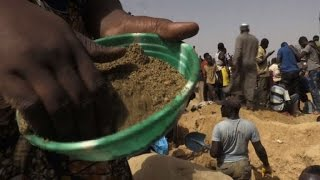 Gold rush in Niger as hopefuls head to hot spot near capital