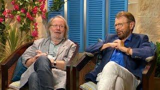 Mamma Mia! 2 Exclusive: Benny Andersson, Björn Ulvaeus & Ol Parker | Studio 10