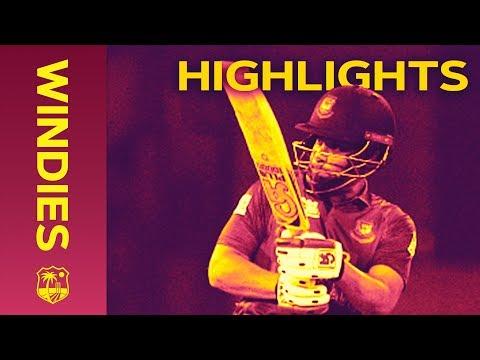 Xxx Mp4 Tamim Shakib Put On Record Stand Windies V Bangladesh 1st ODI 2018 Extended Highlights 3gp Sex