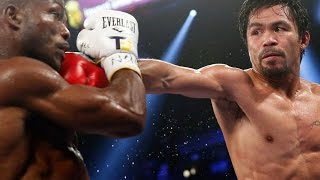 INCREDIBLE!! MANNY PACQUIAO FULL POWER & STRENGTH BOTH HANDS!! KNOCKOUT TIMOTHY BRADLEY 3! 4/9/16