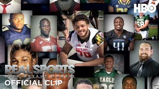 College Football Workout Deaths   Real Sports w/ Bryant Gumbel   HBO