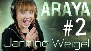 ARAYA - Jannine Weigel (พลอยชมพู) Part 2 [Speaking Thai]