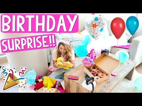 MIA'S HUGE BIRTHDAY SURPRISE!!!!