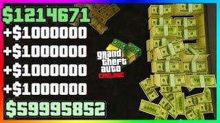 TOP *FIVE* Best Ways To Make MONEY In GTA 5 Online | NEW Solo Easy Unlimited Money Guide/Method 1.41