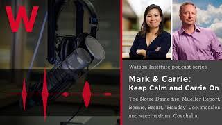 Mark & Carrie – Keep Calm and Carrie On