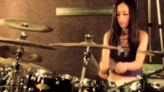 311 - AMBER - DRUM COVER BY MEYTAL COHEN