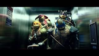 TEENAGE MUTANT NINJA TURTLES (3D) Clip