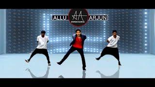 AlluArjun Badrinath Songs Vfx Coversong by RoopKumarPakam & SharanyaJanjam