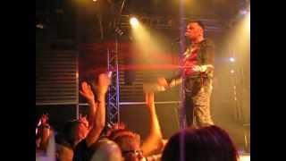 Agonoize - Bis das Blut gefriert  Live(Out Of Line Weekender 2013)