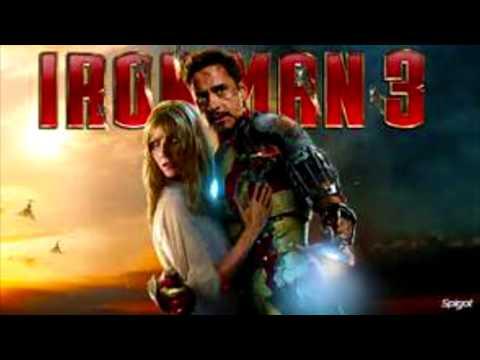 Iron Man 3 - Imagine Dragons - Ready Aim Fire - One Hour