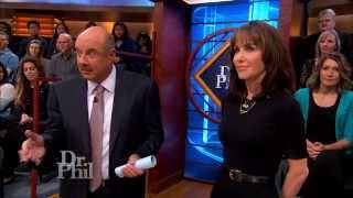 Robin McGraw Discusses 9 Warning Signs of an Abusive Relationship -- Dr. Phil