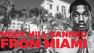 Trick Daddy says Meek Mill banned from Miami?