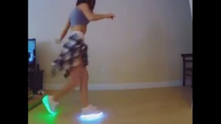 amazing dance girl (wow)